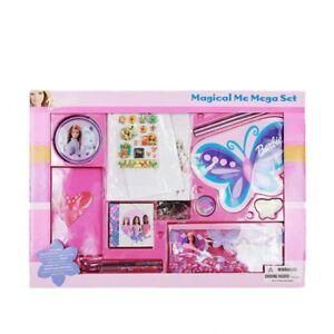 Mattel Barbie Girls Kids Pink Magical Me Mega School/Stationary Set