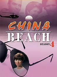 China Beach Season 4 DVD - Series Four - AUSTRALIA Region 4 - BRAND NEW & SEALED