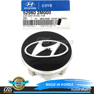 GENUINE Wheel Center Hub Cap for 10-16 Genesis Coupe Santa Fe Sport 529602M000
