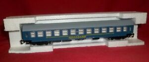 Berliner Bahnen 1:120 Model TT  Passenger Coach Car WARS PKP 13721 Original Box