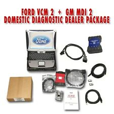 Ford VCM 2 GM MDI 2 Toughbook Diagnostic Dealer Package Domestic Diagnostic