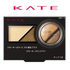 [KANEBO KATE] Smoky Round Eyes OR-1 Eyeshadow Palette JAPAN NEW