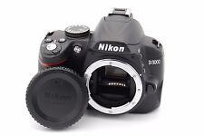 NIKON D3000 10.2MP 3''Screen DIGITAL SLR Camera - BODY ONLY