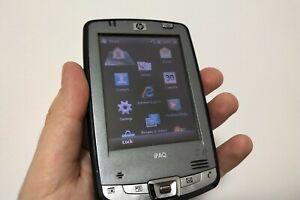HP iPaq HX2490B PDA Windows Mobile 6.5 Pocket PC 2GB SD Card Good working order
