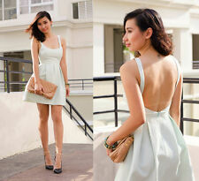 Zara Women's Animal Print Mini Dresses