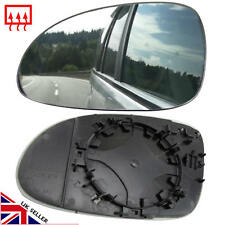 VW PASSAT B6 WING MIRROR GLASS HEATED LEFT NEARSIDE PASSENGER 2005-10