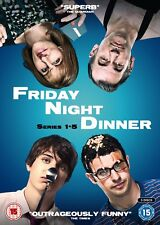 Friday Night Dinner: Series 1-5 (Box Set) [DVD]