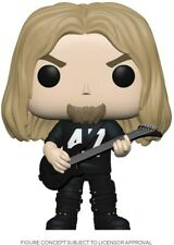 Funko - POP Rocks: Slayer - Jeff Hanneman Brand New In Box
