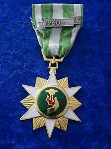 (A20-129) US Orden Vietnam Campaign Medal Original um 1970 !!