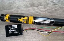 Pre-Owned REO Precision HeNe Laser (#30683) and Power Supply (#30651)