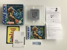 Fortress Of Fear - Nintendo Game Boy - PAL ITA - Avec Boite et Notice (ITA + FR)