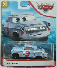 VOITURE DISNEY PIXAR CARS Slim Hood