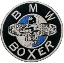 BMW iron on patch car sports motor racer badges formula 1 racing BOX