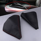Leather Gear Shift Boot Gaiter Shifter Cover Fit For Hummer H3 2005-2011 Ug