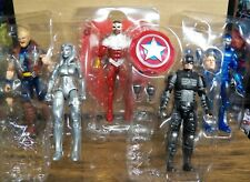 Marvel Legends Joe Fixit baf 5 loose figure lot (no Joe Fixit)