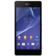 Sony Xperia Z2 (D6503) schwarz Android Gebrauchtware akzeptabel neutral verpackt