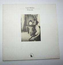 ARPINO PALAZZOLI  CARLO MOLLINO POLAROÏDS  LE PROMENEUR 1988