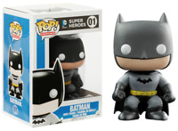 Funko Pop Heroes: DC Comics Super Heroes - Batman Vinyl Figure Item #2201