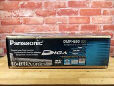 New in Box Panasonic DMR-E60 DMR-E60PP-S DVD Recorder Factory Sealed