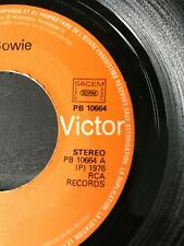 David Bowie /TVC15  - We are the dead /single