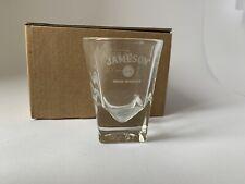6x JAMESON Whisky Bourbon Shot Glas Gläser Stamper Schnapsglas NEU OVP