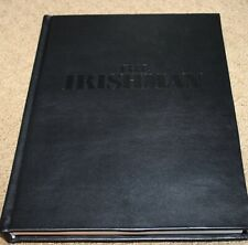 THE IRISHMAN FOR YOUR CONSIDERATION LEATHER SIGNED SCREENPLAY SCRIPT
