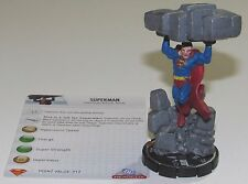 SUPERMAN 100 Crisis DC Heroclix Chase Rare Earth 2