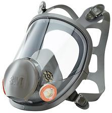 3M Vollmaske Atemschutz mit Filter Gesichtsschutz