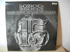 ARL1 0014 SHOSTAKOVICH Symphony 15 ORMANDY PHILADELPHIA RCA STEREO LP EX