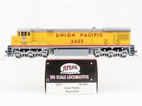 HO Scale Atlas 8633 UP Union Pacific C30-7 Diesel Locomotive #2423 DCC Ready