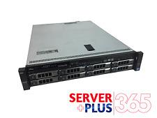 Dell Poweredge R520 Server, 2x E5-2450 2.1GHz 8Core, 64GB, 4x 3TB, H710, 2x750