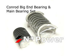 Engine Crankshaft Main Bearing Set ITM 5M9364-STD