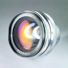 Jupiter 8M ЮПИТЕР-8M 2/50 50mm f/2 Fast Standard Prime Lens - Contax RF Mount