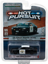 Greenlight Hot Pursuit 22 Dodge Charger California Highway Patrol Free USA Ship