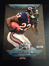 Matt Forte Bears 2012 Topps Triple Threads Onyx #94   4/50