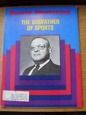 29/05/1972 Sports Illustrated Magazine:  Vol 36 - No 22 - (Cover Content) The Go