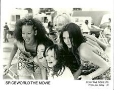 Victoria Beckham Emma Bunton Geri Halliwell in Spice World 1997 movie photo 8387
