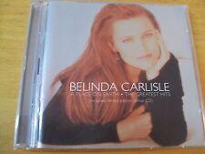 BELINDA CARLISLE A PLACE ON EARTH GREATEST DCD (CD+BONUS CD 10 TRACKS)