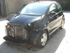 2009 Toyota AYGO 1.0 Black 32k Miles Cat D Salvage Damaged