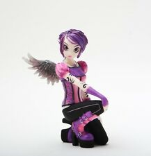 MYKA JELINA MONICA PURPLE GOTHIC PUNK FAIRY STATUE.BEAUTIFUL.NEW.FREE SHIPPING!