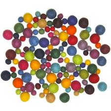 Feltworks 100% Wool BALL ASSORTMENT 115/Pkg. Value Pack Felt Felting