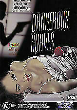 DANGEROUS CURVES DVD 2000 Robert Carradine Maxine Bahns Sexy Thriller Movie RARE