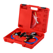 Car Radiator Pressure Tester Coolant Vacuum Purge Refill Tool Cooling System Kit