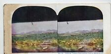 Russo-Japanese War Looking at Port Arthur Bomb-proof #55 Ingersoll Stereo Card