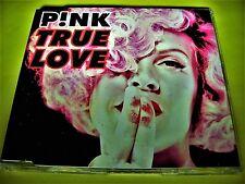 P!NK - TRUE LOVE - PINK   NEU   Maxi Rarität   Shop 111austria