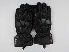 RST Mens Winter Biker Gloves - Black (Medium)