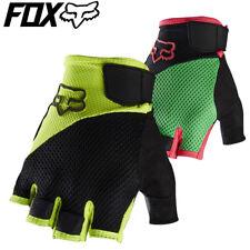 Fox Reflex Gel Cycling Gloves 2016 - Yellow Green - M L XL XXL