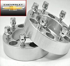 4 Pc CHEVY K 1500 6 LUG WHEEL SPACER ADAPTER 1.50 Inch # 6550C1415
