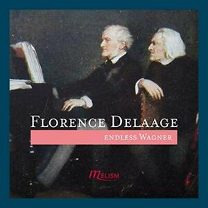 Richard Wagner-Florence Delaage Endless Wagner (US IMPORT) CD NEW