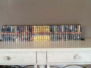 DUST JACKETS? COMPLETE 1-40 SET OF HARDY BOYS MYSTERIES REPO DJ with MYLAR COVER